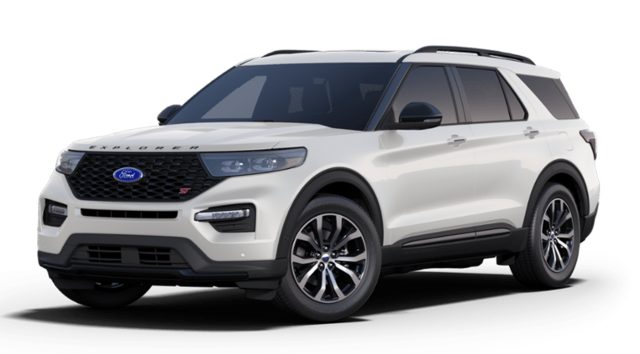 New 2020 Ford Explorer ST SUV for Sale in Alpena, MI near Rogers City